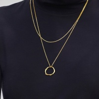 ripple necklace-L