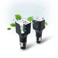 청연 차량용 공기청정 충전기 NV31-APC30Q