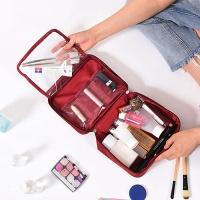 소프트 트래블 화장품 정리 가방 파우치