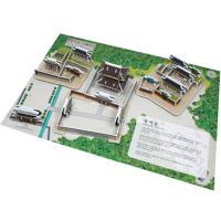 3D입체퍼즐 한국의 문화유산 창덕궁 [건축물][CK052]