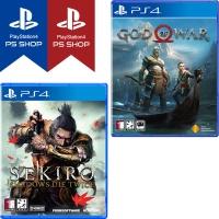 PS4 세키로 + 갓오브워 한글판 더블팩