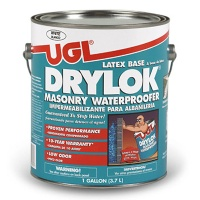 UGL 드라이락 MASONRY WATERPROOFER (방수도료) 1GAL(3.78L)