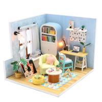 [adico]DIY 미니어처 하우스 - 딩동하우스