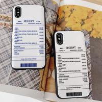 아이폰8 Receipt 카드케이스