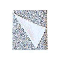 [MADLINE][마들린 양면담요]마들린/마들린 담요/유모차 담요-버베나_블루(L)85x105cm