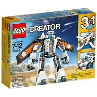 [레고 크리에이터] 31034 비행 로봇