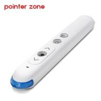 ★포인터존R150(화이트)안전시스템/레이저포인터