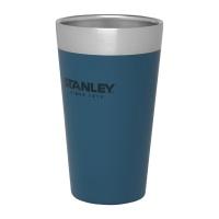 [STANLEY] 스탠리 스태킹 진공 파인트 473 블루