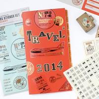 2014 커스터마이즈 스티커 셋트