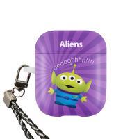 디즈니 토이스토리 퍼니 에어팟 케이스 고리형 외계인