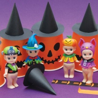 Sonny Angel Mini Figure < Halloween series 2016 > / 박스(세트12개)