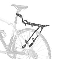 사이클 및 전기 자전거 짐받이 볼트구멍 없는 자전거