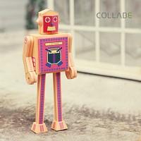 DIY Robot No.1 Paper Craft