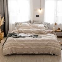 [클라모프] 빈티지 코튼 침대커버 세트