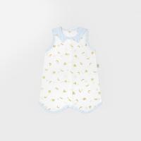 [메르베] 바나바나 아기수면조끼_여름용