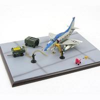 """1/72 A-4 Skyhawk """"Last Skyhawk"""" Diorama Set (HM382060GY)"""