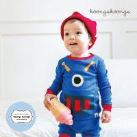 [긴팔실내복]외계인실내복 유아실내복 아동실내복