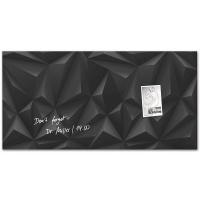 [Sigel] 91x46cm...특수 안전 유리의 인테리어 디자인보드-독일 지겔 마그네틱 글라스보드 GL261