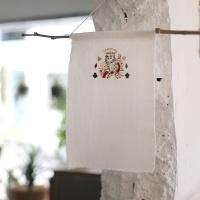 트럼프킹캣 프랑스자수 가랜드 DIY KIT