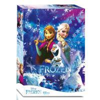 디즈니 메탈 홀로그램 겨울왕국 800피스 직소퍼즐