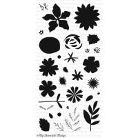 스탬프 Modern Blooms