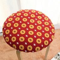 CottonFlower mat_red