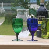 Green Blue Goblet 그린블루 고블렛 잔세트(2P)