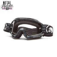 [METAL MULISHA] AMBITION BLACK GOGGLE