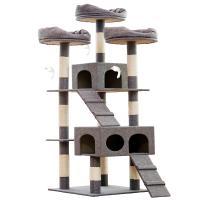 헬로망치 프리미엄 대형 고양이 직조 캣타워 GB8898