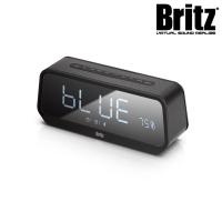 브리츠 프리미엄 올인원 블루투스 스피커 BA-MS10 (블루투스4.2 / 온도표시 / 라디오)