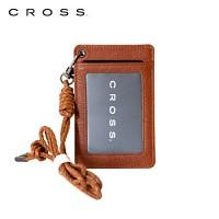 CROSS 크로스 카드 목걸이지갑 LC1221-7 브라운