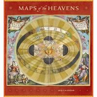 2019 캘린더 Maps of the Heavens