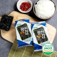 삼육 광천 식탁김 15g (24매)