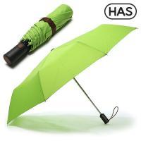 [HAS] 3단 솔리드 완전 자동 우산  HS3A3860(GREEN)