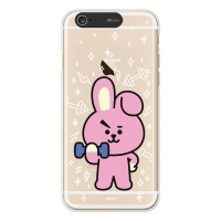 BT21 iPhone6/ iPhone6 Plus 쿠키 라이팅 케이스 (Soft)