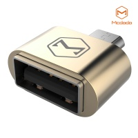 [Mcdodo] 마이크로 5핀 USB OTG 어댑터