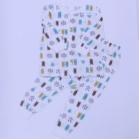[베베원] 무형광 쟈가드 봄여름 긴팔내의 3종택1