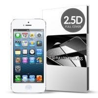 스킨즈 아이폰5 2.5D 풀커버 강화유리필름 (1장)