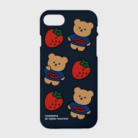 strawberry bear-3color(color jelly)