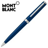 [5% 추가적립] 몽블랑 픽스 블루 볼펜 / 114810