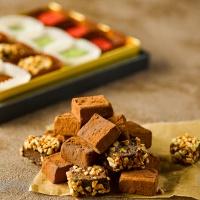 피나포레 초콜릿만들기 초콜릿DIY 수제 다크파베