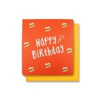 058-SG-0001 / 딸기케익 팝업카드