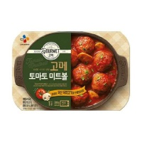 [CJ제일제당] 특별한미식 고메 토마토미트볼x10개