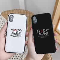아이폰7플러스 Monday 카드케이스