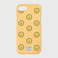Smile pattern-yellow(color jelly)
