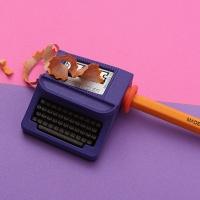 타이프라이터 연필깎이