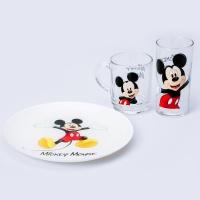 [루미낙] 디즈니 미키 컬러 3PCS [LA0023]
