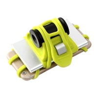 PH 자전거,오토바이,킥보드 스마트폰 실리콘 거치대(보조배터리 홀더)