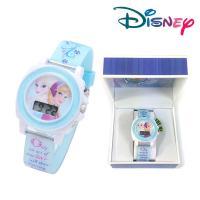 [Disney] 디즈니 겨울왕국 아동 전자 뮤직 손목시계 (FZN3677)
