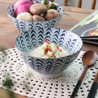 일본식기 유라유라 일본 우동면기